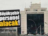 Kocaeli Büyükşehir Belediye Başkanlığı 40 Personel Alacaktır