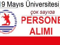 Ondokuz Mayıs Üniversitesi Daimi Sürekli işçi Alımı yapacaktır