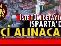 Isparta Üniversitesi Daimi Torpilsiz Çok Sayıda işçi Alıyor