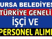 Osmangazi Belediyesi Çöp Toplatıcısı 10 İşçi Alacaktır