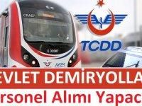 TCDD Taşımacılık bünyesinde kadrolu 60 işçi alımı için sözlü sınav sonuçları