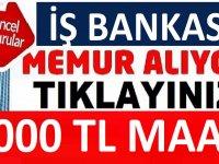 Türkiye İş bankası Şoför alımı yapacaktır.