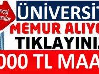 Kütahya Sağlık Bilimleri Üniversitesi Rektörlüğü 30 Personel Alacaktır
