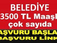 Halkapınar Belediyesi çok sayıda şöför , işçi , elektrikçi ve usta alıyor TYP iş ilanları