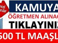 Adalet Bakanlığı Kadrolu 40 Öğretmen Alacaktır