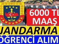 Jandarma ve Sahil Akademisi Güvenlik Bilimleri Fakültesi Askeri Öğrenci Alımı yapılacaktır