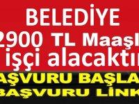 Mihalıççık Belediyesi Asgari ücretle 10 İşçi Alacaktır
