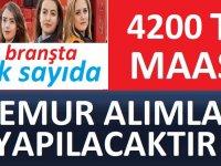 Van Büyükşehir Belediye Başkanlığı 112 Zabıta ve Düz memur ile mühendis alacaktır