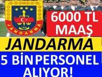 2021 Yılı Jandarma Uzman Erbaş Başvuru Kılavuzu