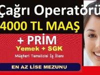 Türk Telekom 19 ilde çağrı merkezi personeli alıyor!