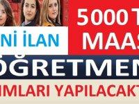 Manisa Büyükşehir Belediyesi çok Sayıda Öğretmen Alacaktır