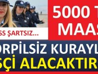 Amasya Merzifon Belediyesi kura ile iş başvurusu