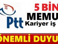 PTT 2019 Personel Alımı En Düşük En Yüksek Puanlar