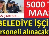 Ataşehir Belediyesi,Biyokimya Uzmanı, 8 İşçi Alacak.
