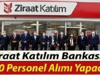 Ziraat Katılım Bankası 100 adet KPSS'siz Uzman Yardımcısı Alımı Yapacaktır.