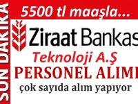 Ziraat Katılım Bankası 100 KPSS'siz Uzman Yardımcısı Alımı Yapacaktır.