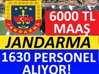 Jandarma ve Sahil Güvenlik 2021 YILI Astsubay Başvuruları Başladı!