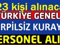 Diyarbakır Büyükşehir Belediyesi kura ile 423 Personel Alacaktır