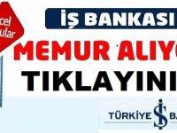 Türkiye İş Bankası uzman yardımcısı alımı