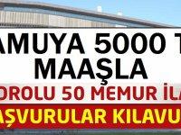 İstanbul Şişli Belediyesi 50 Zabıta Memuru iş ilanı değişti!