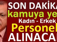Atatürk Kültür, Dil ve Tarih Yüksek Kurumundan: devlet memuru alımı