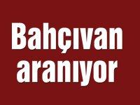 Eskişehir Odunpazarı Belediyesi Bahçıvan, 50 İşçi Alacak.