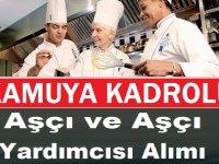 Zeytinburnu Belediyesi, Aşçı, 3 İşçi Alacak
