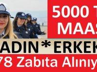 İstanbul Büyükşehir Belediyesi 278 zabıta memuru alacaktır işte ilan metinleri