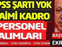 Türkiye Daimi Temsilciliği sözleşmeli sekreter alacak.