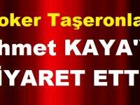 Joker Taşeronlar Ahmet KAYA'YI ZİYARET ETTİ!