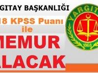 2018 Kpss Puanıyla Kamu Personeli Alımı