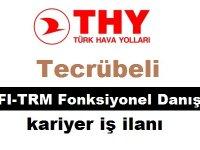 Türk Hava Yolları THY SAP FI-TRM Fonksiyonel Danışmanı Kariyer Personel İlanı
