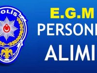 Mardin Emniyet İl Müdürlüğü personel alım ilanı