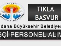 Adana Seyhan Belediyesi 30 Kamudan Kariyer Personel Alım ilanı