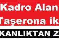 Kadro Alan Taşerona iki Bakanlıktan Maaş Artışı Talebi
