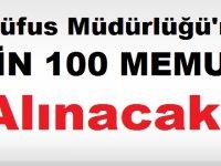 İçişleri Bakanlığı 1100 Nüfus Memuru Alımı Başvuru şartları