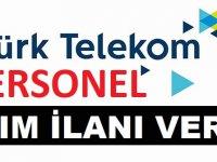 Türk Telekom Farklı Kadrolara 5 Şehirde Personel Alımı