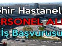 Bilkent Şehir Hastanesine 7 Bin Devlet Memuru Ankara Şehir Hastanesi 5 Bin Devlet Memuru Alımı