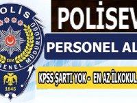 Siirt Polisevi KPSS şartsiz Daimi Aşçı Alım ilanı