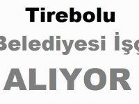 Tirebolu Belediyesi İşçi Alım ilanı
