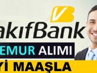 Vakıfbank Memur Alımları 2019