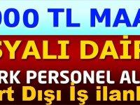 Katara 5 Bin TL Maaşla Türk Personel Alınıyor