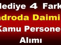 Sivas Akıncılar Belediyesi Beden işçisi,şoför,operatör,büro memuru alımı