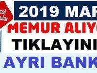 Mart 2019 Banka Memuru Alım İlanları - Güvenlik , Kasa Memuru,Gişe Memuru