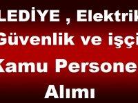 İstanbul Üsküdar Belediyesi Kent Hizmetleri Kamu Personeli Alımı