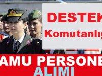 Flaş! 6 Bin TL Maaşla Muvazzaf Subay Alımı Duyurusu!