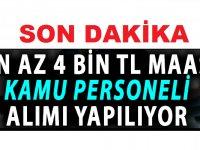 Türkiye Belediyeler Birliği En Az Lise Mezunu Kpss Şartsız Kamu Personeli Alımı