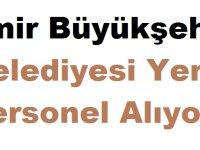 İzmir Belediyesi En Az Lise Mezunu Şoför, Çağrı Merkezi Operatörü, Teknisyen, Büro Memuru Alımı Yapıyor
