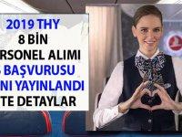 Türk Hava Yolları 8 Bin Personel alımı için ilk ilan yayınlandı
