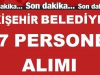 Eskişehir Büyükşehir Belediyesi Daimi Kpss Şartsız 17 Şoför Alımı Yapıyor